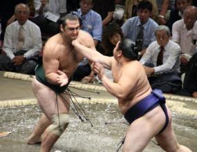 Котоошу с пета победа в Нагоя
