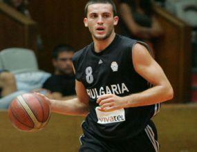 Филип Виденов завърши със загуба участието си в Лятната лига