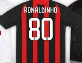 11 000 тифози си поръчаха фланелката на Роналдиньо