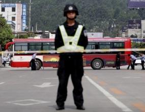 Две жертви при атентат в Китай