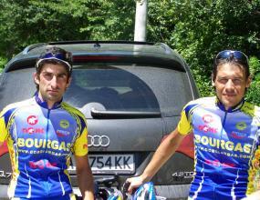 Олимпийците Даниел Петров и Евгени Балев: Колоезденето  изисква труд, търпение и много лишения