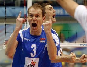 Сърбия разгроми САЩ с 3:0 на финалите на Световната лига в Рио де Жанейро