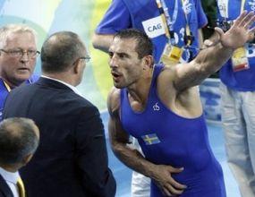 МОК наказва бронзов медалист