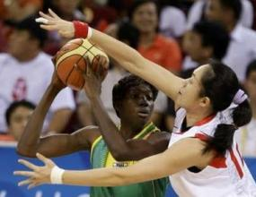 Китайките с нов успех по баскетбол