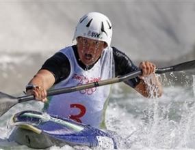 Елена Калиска от Словакия с втора титла на каяк в бързи води