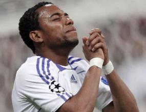 Рибейро: Робиньо е нещастен в Реал