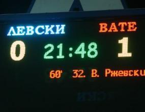 Левски с 0% шанс да влезе в групите на ШЛ, сочи историята на клуба за последните 20 години