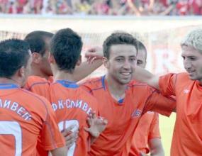 Рефер закла слаб ЦСКА в инфарктен мач срещу Сливен