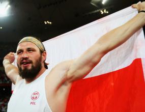 204-сантиметров гигант от Полша грабна първата титла в атлетиката