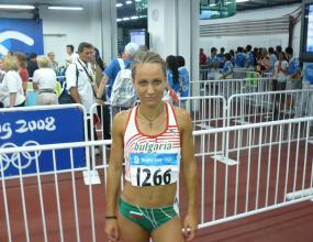 Инна Ефтимова пред Sportal.bg: Заради старта останах четвърта