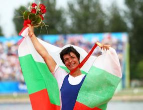 ЗЛАТО! Руми Нейкова е олимпийска шампионка