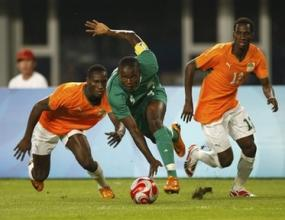 Нигерия излъга Кот д`Ивоар и е на 1/2-финал