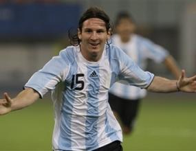Геният на Меси изпрати Аржентина срещу Бразилия