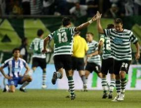 Спортинг Лисабон спечели суперкупата на Португалия