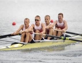 Дания спечели на четворка без рулеви лека категория