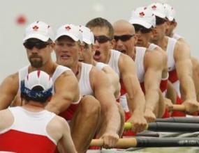Мъжката осморка на Канада спечели титлата в Пекин