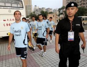 Аржентинците се завърнаха в Пекин