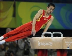 Сяо Цин стана олимпийски шампион по спортна гимнастика на кон с гривни з