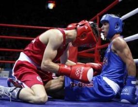 Монголецът Мункх-Ердене Уранчимег напусна олимпийския турнир