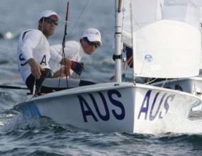 Австралийци спечелиха титлата в клас 470