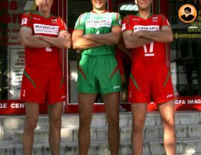 България на 1/4 финал