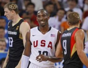 Баскетболистите на САЩ унижиха Германия