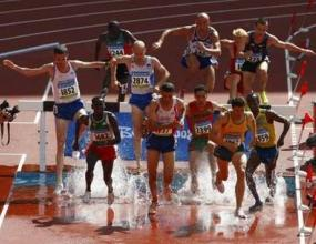 Бримин Кипруто затвърди хегемонията на Кения на 3000 метра стипълчейз