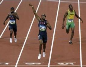 Анджело Тейлър спечели златния медал на 400 метра с препятствия за мъже