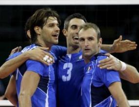 Италия се измъчи срещу домакините от Китай с 3:2, невероятен Златанов