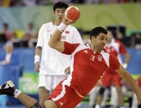 Олимпийският шампион Хърватия разгроми Китай с 33:22