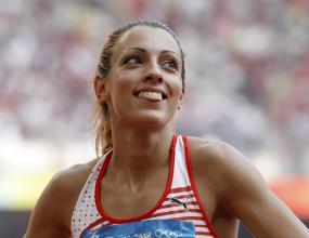Ивет Лалова и Инна Ефтимова на четвъртфинал на 200 м