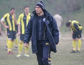 Треньорът на Марица подаде оставка