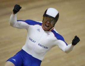 Крис Хой спечели трето злато в Пекин