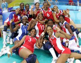 Куба на полуфинал при жените