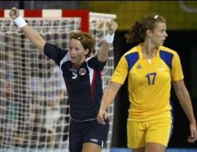 Норвегия отнесе Швеция с 31:24 и се класира на полуфинал