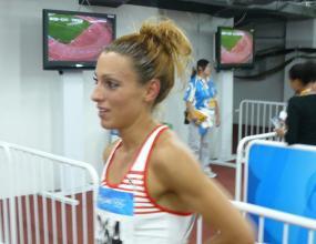 Ивет Лалова пред Sportal.bg: Уморих се мъничко на 200 м