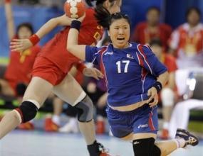 Република Корея разби Китай с 31:23 и се класира на полуфинала