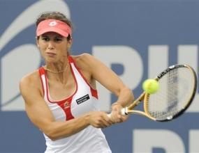 Цветана Пиронкова отпадна във втория кръг на турнира в Ню Хейвън