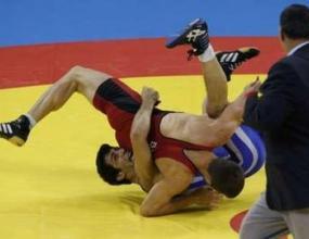 Кирил Терзиев ще се бори за бронз в категория до 74 кг