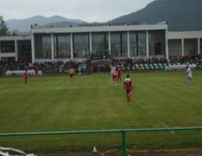 Нов клубен автобус зарадва футболистите на Чавдар Етрополе