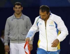 Борец съди ФИЛА за отнетия олимпийски медал