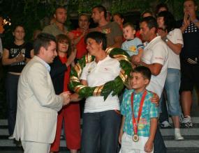 Ковачевци обявява Румяна Нейкова за почетен гражданин