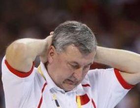 Казлаускас подаде оставка след загубата от Литва