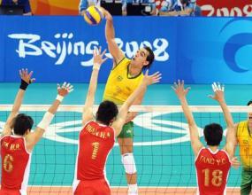 Бразилия се подигра и разгроми Китай с 3:0