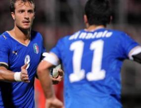 Невиждан автогол спаси Италия в дебюта на Липи