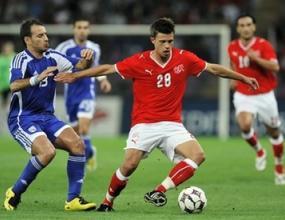 Кипър беше разбит с 1:4 при гостуването си на Швейцария