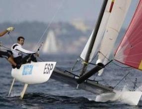 """Испанци станаха олимпийски шампиони в клас """"Торнадо"""" във ветроходството"""