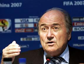 Блатер иска Олимпийския турнир по футбол да бъде включен в официалния календар на ФИФА