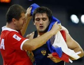 Ширвани Мурадов (Русия) спечели златния медал в категория до 96 кг