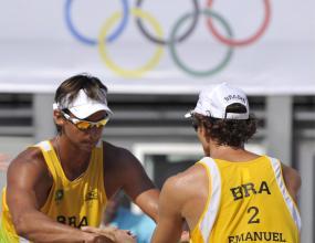 Рикардо и Емануел взеха бронза в плажния волейбол